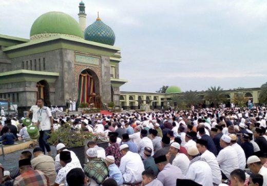 Berikut Ini Lokasi Shalat Eid DPD Muhammadiyah di Pekanbaru