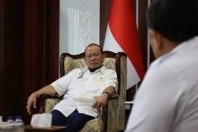 Ketua DPD RI Dorong Pemda Buat Juklak-Juknis untuk Penerimaan Siswa Baru