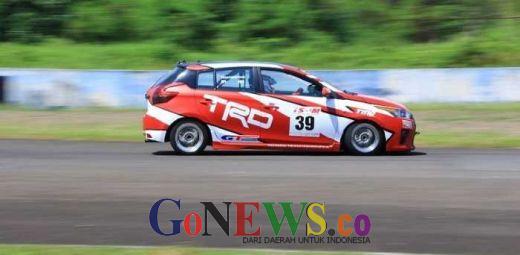 GT Radial Bangkit di Seri IV ISOM