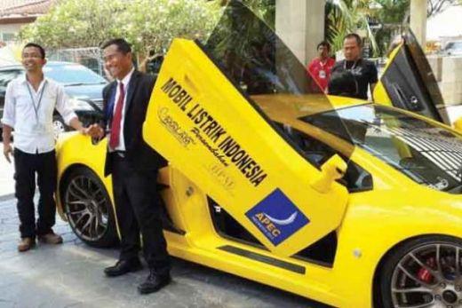 Kata Menristek Dikti, Tiga Tahun Lagi, Mobil Listrik Indonesia Bakal Unjuk Gigi