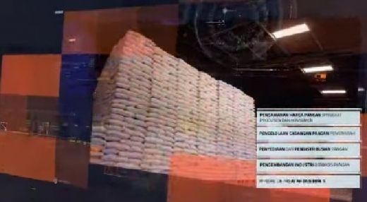 DPR Temukan Gudang Bulog Didominasi Stok Beras Impor