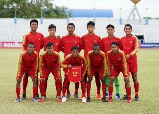 Indonesia Ketemu Thailand di Semfinal