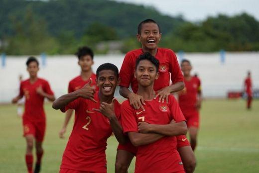 Timnas U 15 ke Semifinal, Bima Sakti: Siapapun Lawan Hadapi Tanpa Rasa Takut