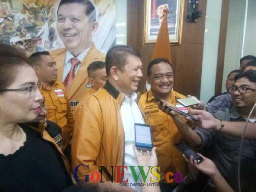 Tak Mau Kalah dengan PKB dan PPP, Hanura Ajukan 40 Calon Menteri ke Jokowi