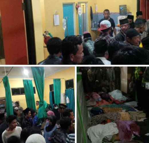 Tak Kuat di Jalan Tanjakan, Mobil Bak Terbuka Rombongan Pelayat Terbalik di Batang, 16 Orang Meninggal Dunia