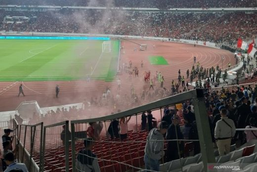 Penonton Ricuh Plus Indonesia Dipermalukan