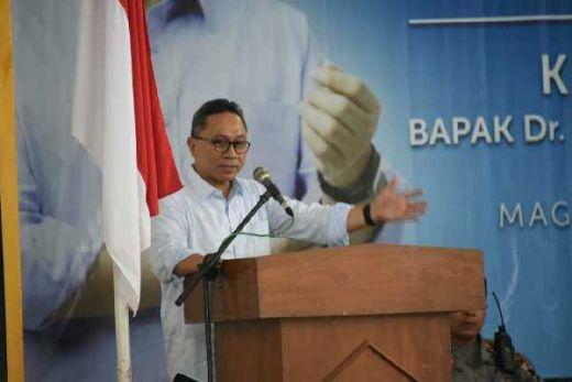 Ketua MPR: Pancasila Itu Acuan dan Kesepakatan Berperilaku Rakyat Indonesia