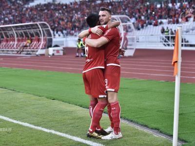 Laga Persija Lawan Mitra Kukar Digelar di Stadion Utama GBK