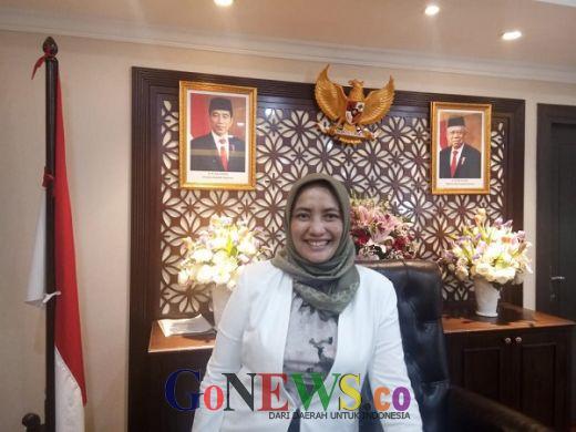 Duduk di Komisi IV DPR, Farida Hidayati Ingin Milenial Turun ke Sawah