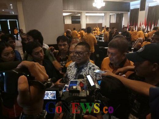 Selain Target Hanura Tiga Besar, OSO Siap Menangkan Jokowi - Maruf