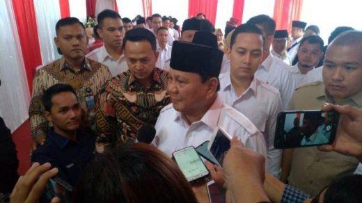Sempat Dihina Kadrun, Gerindri Gerindru, Prabowo Bertekad Tetap Berjuang untuk Rakyat Indonesia