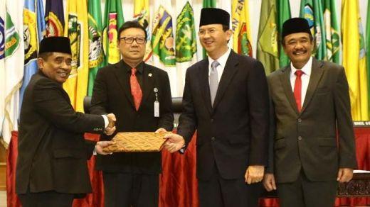 Ahok Cuti Lagi, Sumarsono Kembali Jadi Plt Gubernur DKI