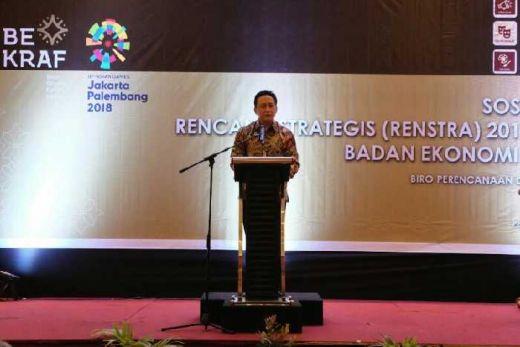 Ekonomi Kreatif Menjadi Kekuatan Baru Ekonomi Indoenesia