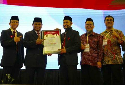 Dapat Dukungan dari Rektor dan Akademisi, Prabowo Makin Optimistis Menangkan Pilpres