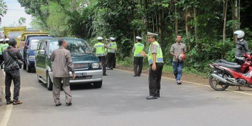 Tidak Hanya Jambi, Polda Sumbar Juga Gelar Razia di Perbatasan Guna Antisipasi Napi yang Kabur dari Pekanbaru