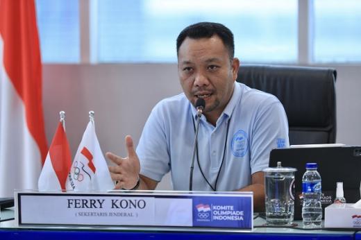 Pekan Ini, KOI Terbitkan SK CdM Olimpiade Tokyo 2021