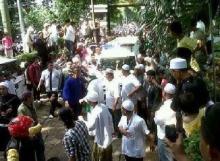 Cegah Klaster Idul Fitri 2021 di DKI, Petugas akan Berjaga di Pemakaman