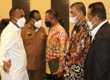 Para Kepala Daerah di Papua Dorong Pemekaran