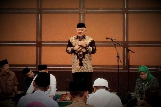 Din Syamsuddin Nilai Persekusi sebagai Istilahyang Berlebihan