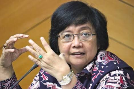 Menteri LHK: Tidak Ada Pemutihan RTRW Riau, Jangan Ada yang Bohong!