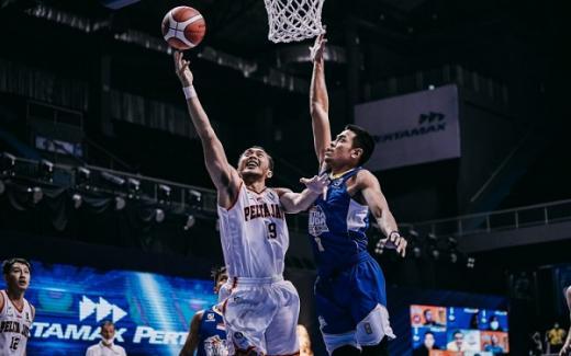 Momentum Berbalik, Pelita Jaya Unggul 32-31 Saat Half-time