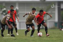 Borneo FC Masih Banyak Kelemahan Kata Ahmad Amiruddin