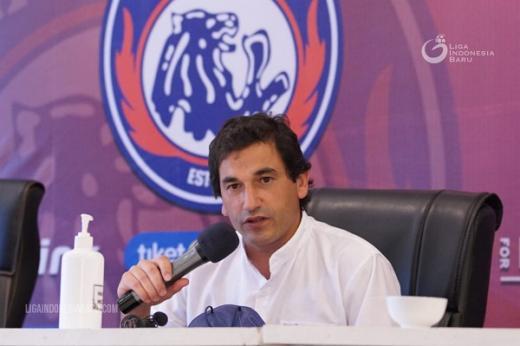 Arema FC Andalkan Skuat Lokal Hadapi Rans Cilegon FC