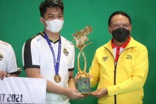 Kalahkan DNPro di Final,Tim Victim Juara Youth Esport Piala Menpora 2021