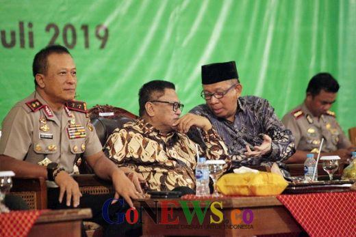 Candaan OSO: Kalau Hanura Diminta Mengajukan, Saya Siapkan 50 Nama Calon Menteri di Kabinet Jokowi-Maruf