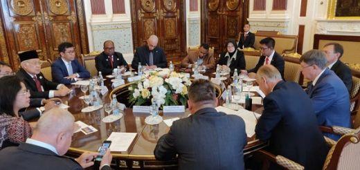 Tingkatkan Hubungan Bilateral, Komite I DPD RI Kunjungi Parlemen Rusia