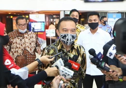 Heboh Minta Dilibatkan CSR, Pimpinan DPR Korek Keterangan Anggota Komisi VII