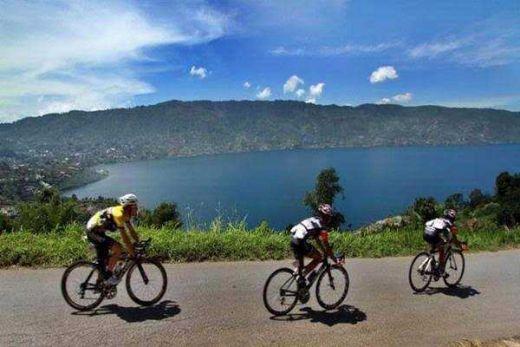 TGF 2016 Bakal Kelilingi Lintasan Sepanjang 200 KM di Kaldera Danau Toba