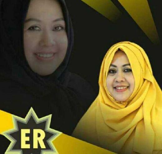 Dukung Erna Rasyid Taufan, Ketua Golkar Desa Siddo Siap Gaet Tiga Ribu Pemilih