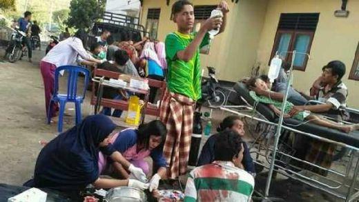 Update Gempa Lombok Timur, Korban Meninggal Dunia Bertambah jadi 91 Orang, Luka-luka 209 Orang