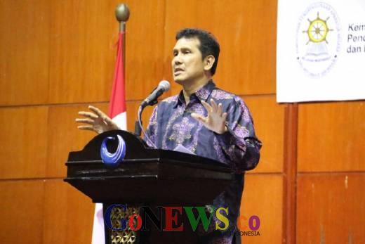 Menteri Asman: E-Government di Indonesia Harus Segera Dieksekusi