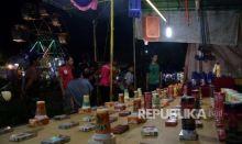 Waduh..., Pasar Malam di Padang Sering Jadi Arena Judi Terselubung