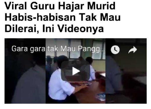 KPAI Kutuk Penganiayaan Oknum Guru terhadap Siswa yang Viral di Media Sosial
