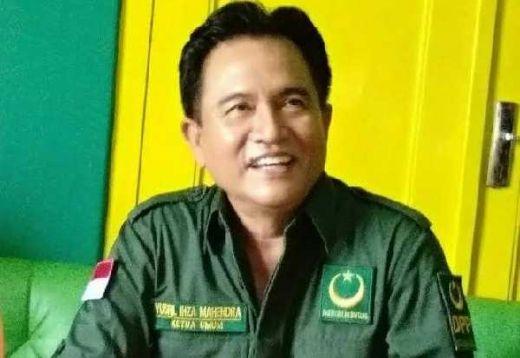 Jadi Tim Pengacara Jokowi-Maruf, PDIP Minta Yusril Mundur Jadi Kuasa Hukum HTI