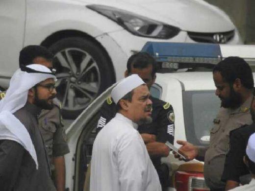 Rizieq Diperiksa Polisi Arab Saudi, Ini Penjelasan Kuasa Hukum FPI