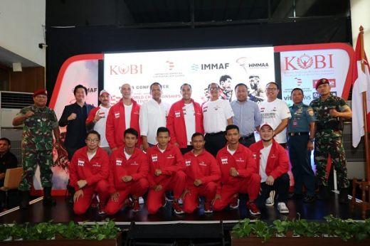 Lima Atlet MMA Ikut Kejuaraan Dunia MMA