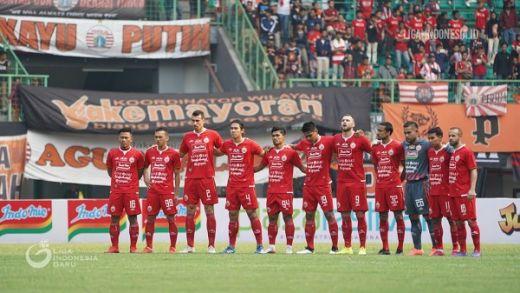 Persija Ingin Balas Kekalahan di Padang