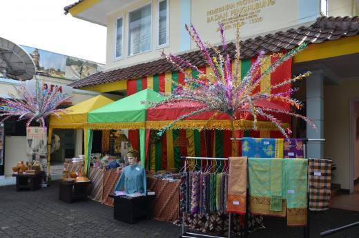 Yan Prana Jaya Apresiasi Gelaran Bazar di Jakarta
