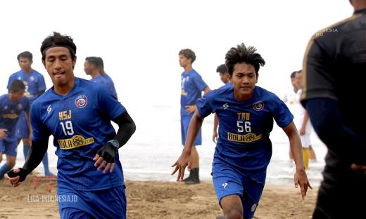 Produk Akademi Arema FC Menembus Timnas