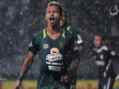 Osvaldo dan Fandry Tak Perkuat Persebaya Hadapi PSIS
