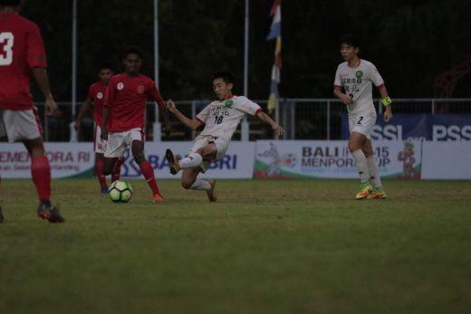 Luar Biasa ... Timnas Pelajar U 15 Indonesia ke Final