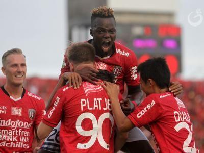 Daftar Skuat Bali United Yang Diberangkatkan ke Jakarta
