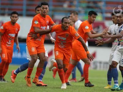 Borneo FC Berharap Ada Keajaiban Lawan PS Tira