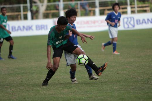 Tundukkan Wakil Jepang, BFC Melaju ke Semifinal