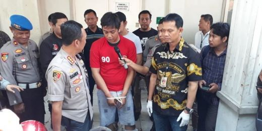 Bacok Korban Hingga Cacat, Begal Sadis di Surabaya Ditembak Mati