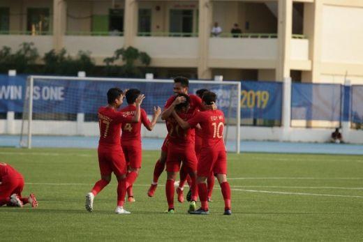 Indonesia Hadapi Myanmar di Semifinal
